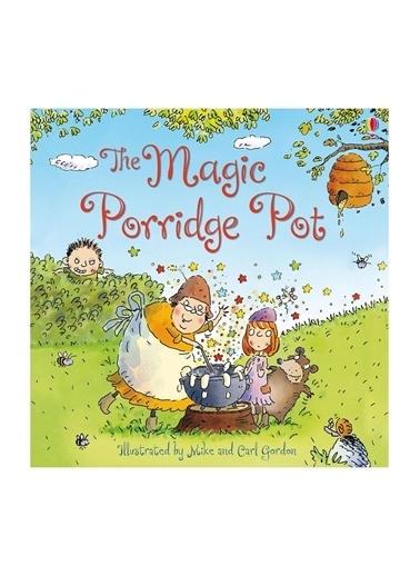The Usborne The Usborne The Magic Porridge Pot Beyaz